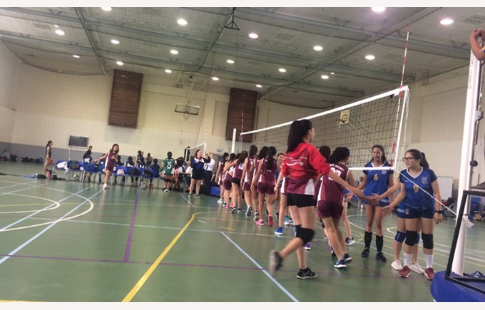 U19 Girls Volleyball City Championships