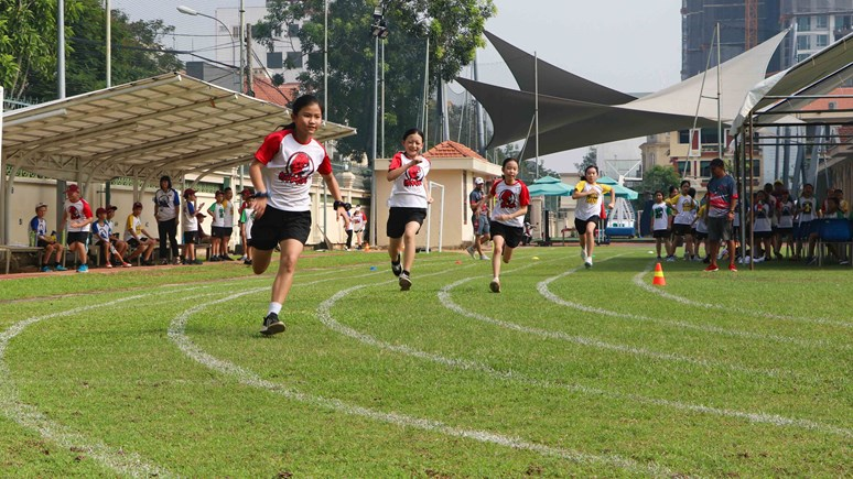 BISHCMC Primary Sports Day Year 6 2019-18