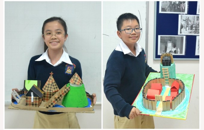 Motte and Bailey model student (3)