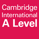 cambridge intl a level logo red