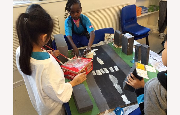 Y3 creating their own street