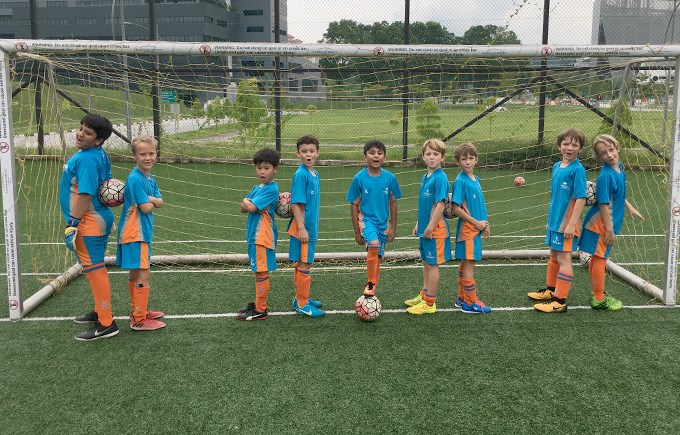 DCIS Lions Under 9s Boys Football