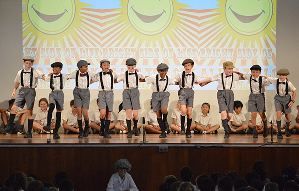 Upper Primary Assembly - Change by 6JR and 6CP