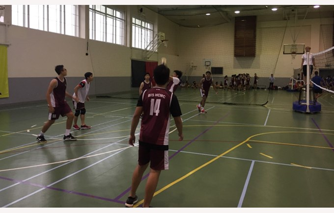 U19a Boys Volleyball vs AIS