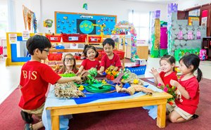 British International School Hanoi Early Years Foundation Stages