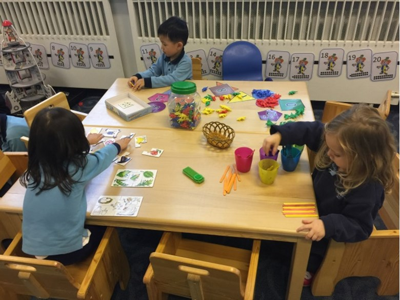 Nursery Chinese Lesson