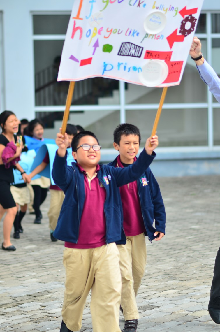 BIS Hanoi - Primary Anti-Bullying Week
