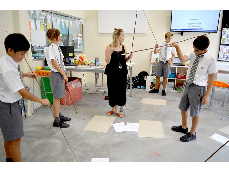 Secondary School experimental workshop