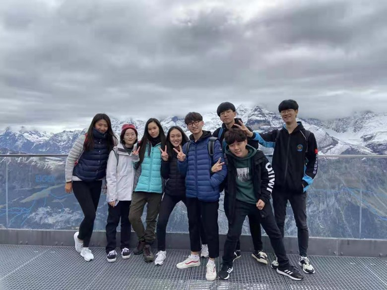Group 1 Oct 8 Year 13 Switzerland 2