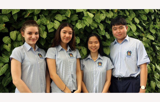 Head Students 2020 | British International School HCMC