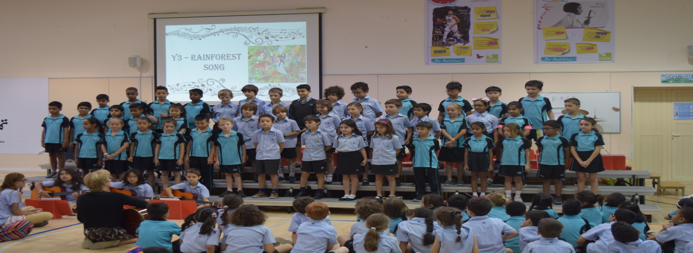 Rayyan Music Assembly 2019