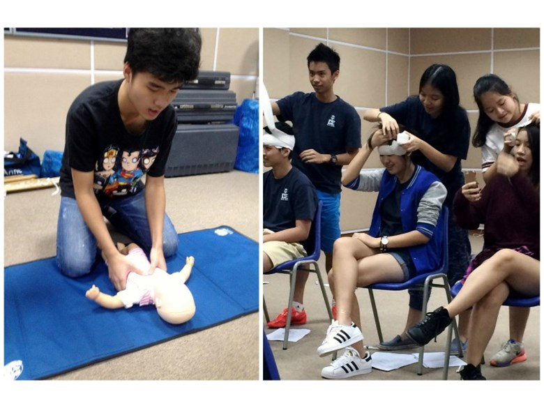 DOE First Aid training (3)