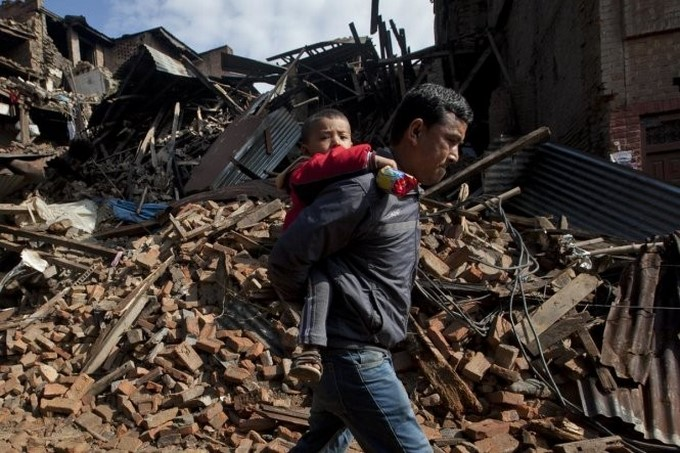 Mufti Day to support Nepal's earthquake