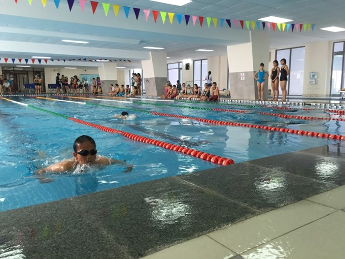 Secondary House Swimming Gala