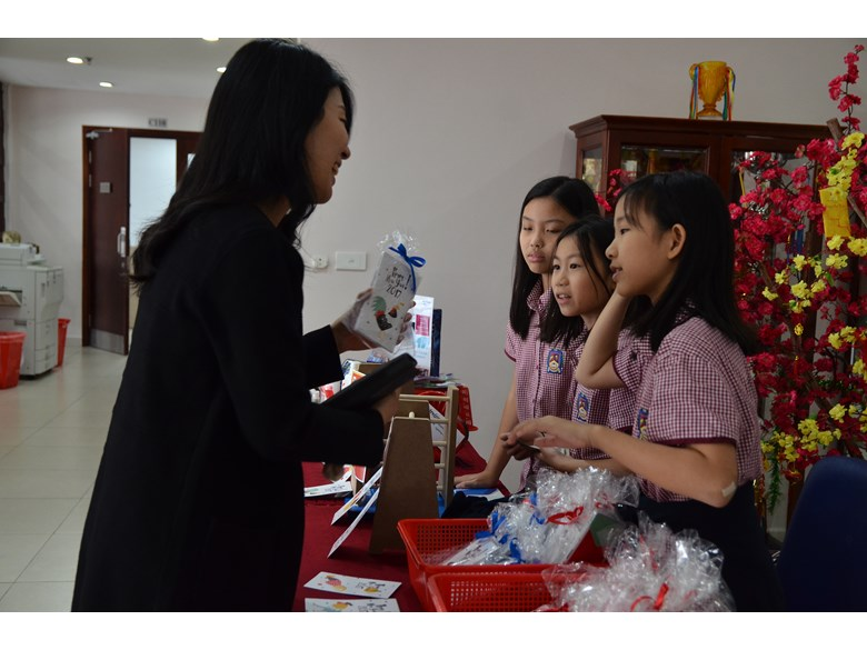 British International School Hanoi - Tet