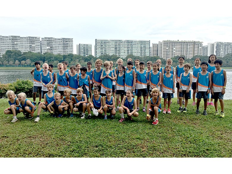 Cross Country Finals, Primary 2016