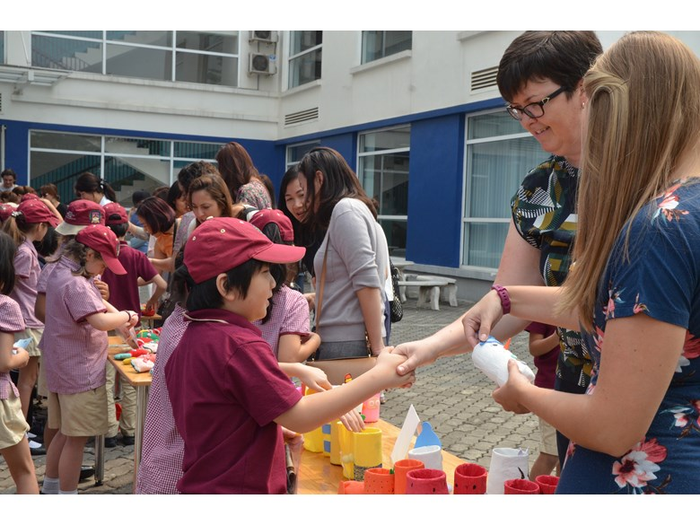 Britist International School Hanoi - Young Entrepreneurs