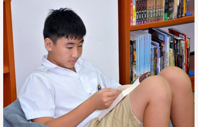 Accelerated reader scheme BVIS Hanoi (2)