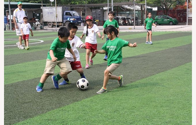 BVIS Hanoi Students Experience Sports (4)
