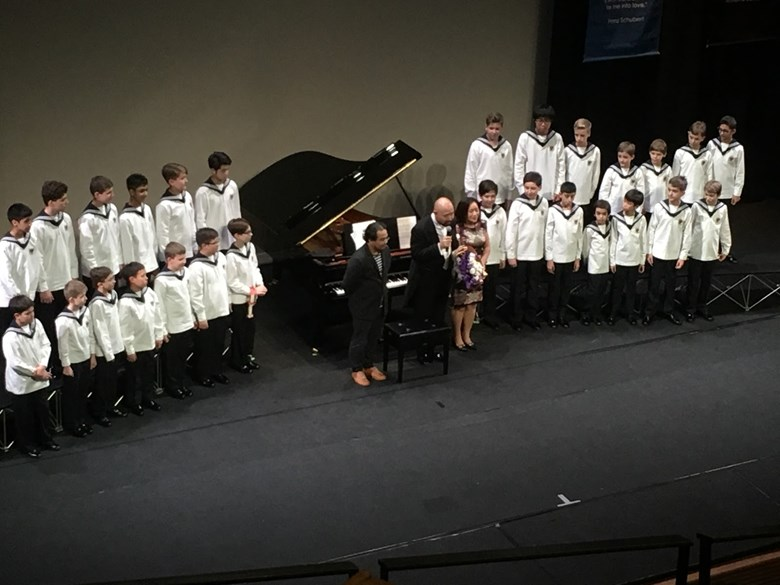 An Inspirational Evening with the Vienna Boys Choir