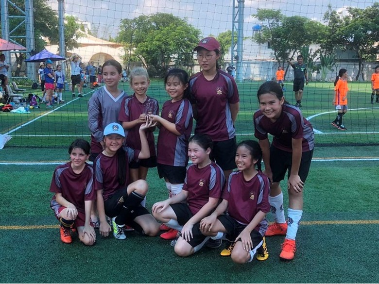 U11 SISAC Girls Football – Pool A (5)