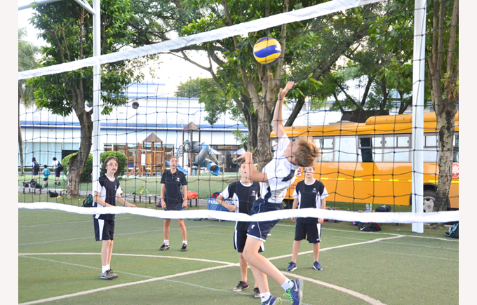 BSG Volleyball
