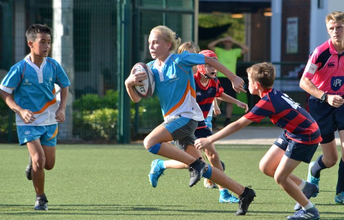 Under 11 Rugby Finals - Frances