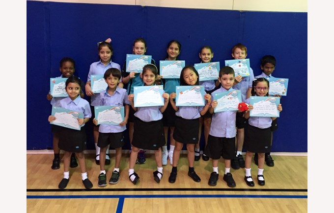 Madinat Khalifa Primary Headlines | Monday 17 September