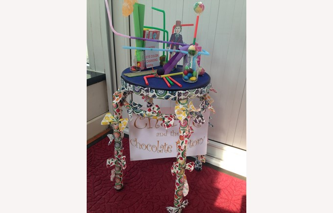 Visual Arts entries Primary (6)