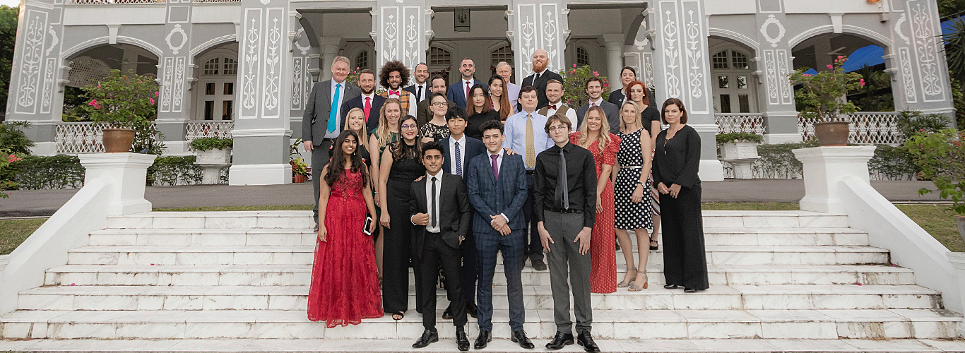 IB Diploma Students for the 2018/19 Academic Year