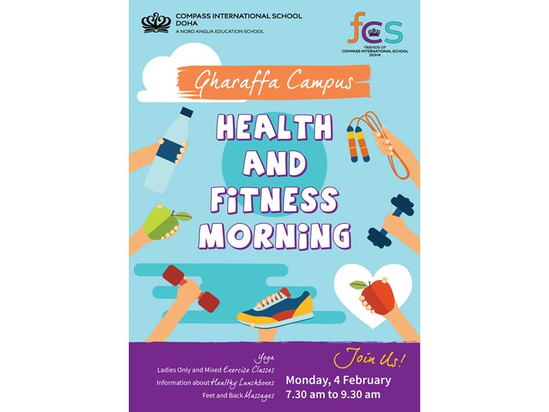 Gharaffa Health and Fitness Morning 2019