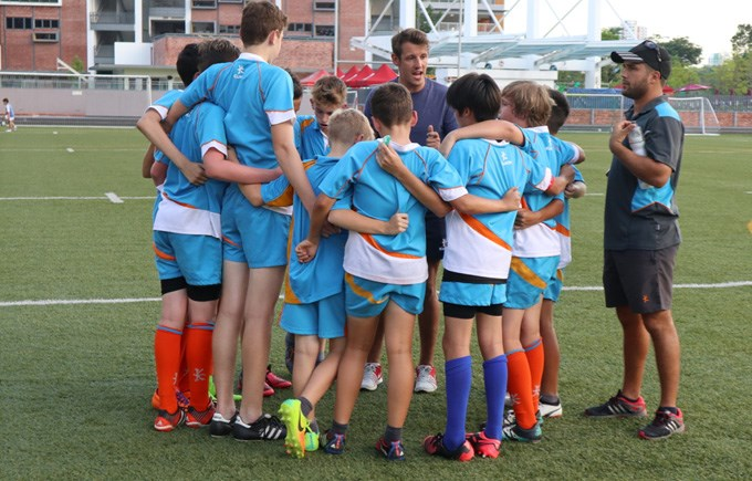 Under 13 Boys Rugby Tournaments