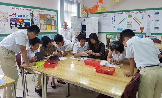 BIS Hanoi Secondary Y8 Teach Your Parent