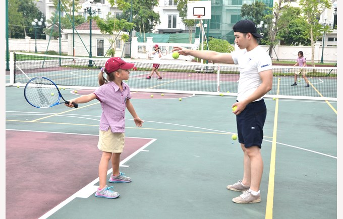 British International School Hanoi ECAs