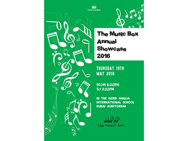 The Music Box Annual Showcase 2016