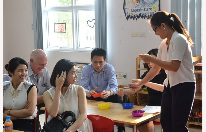 British International School Hanoi - EYC Workshop