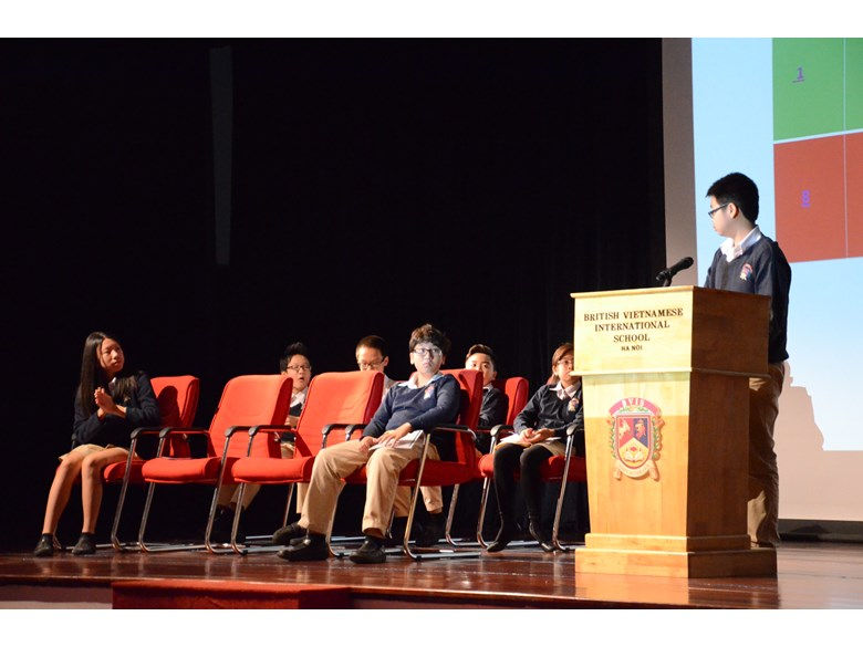 Bilingualism Assembly