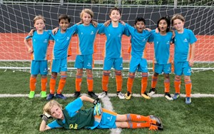 U9 Lions Go Out With A Bang
