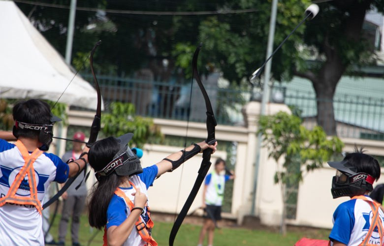 Week Without Walls - Archery | BIS HCMC