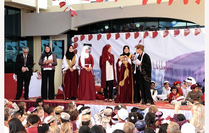 Qatar National Day at Compass School_5775