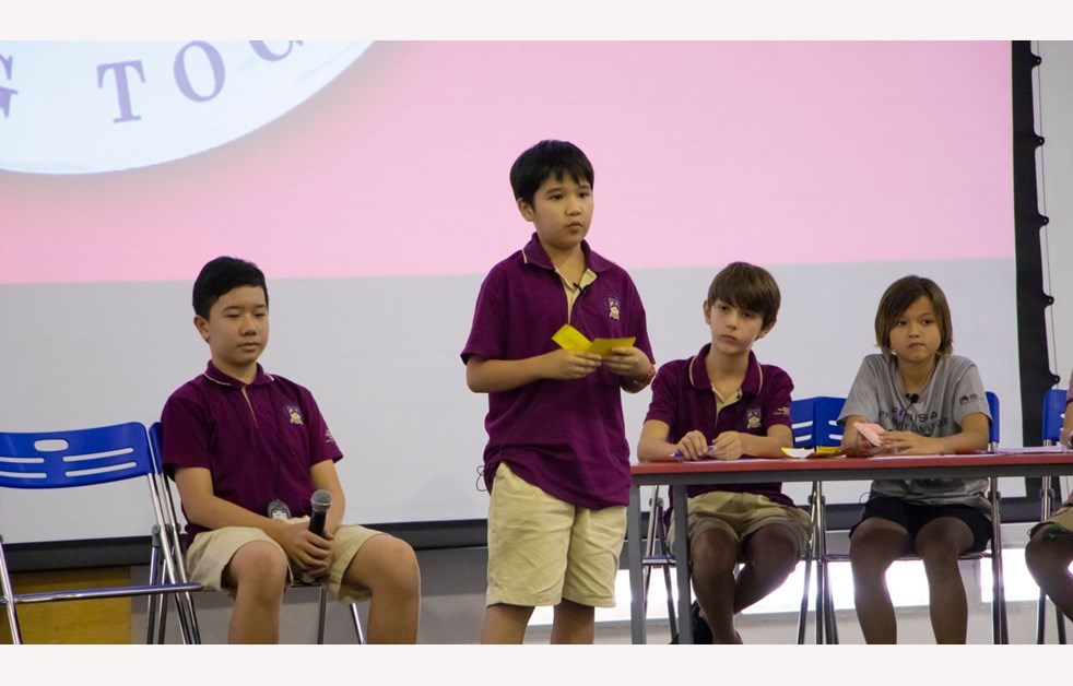 Y5 Speech Competition - Y6 Debate - 19 - 28