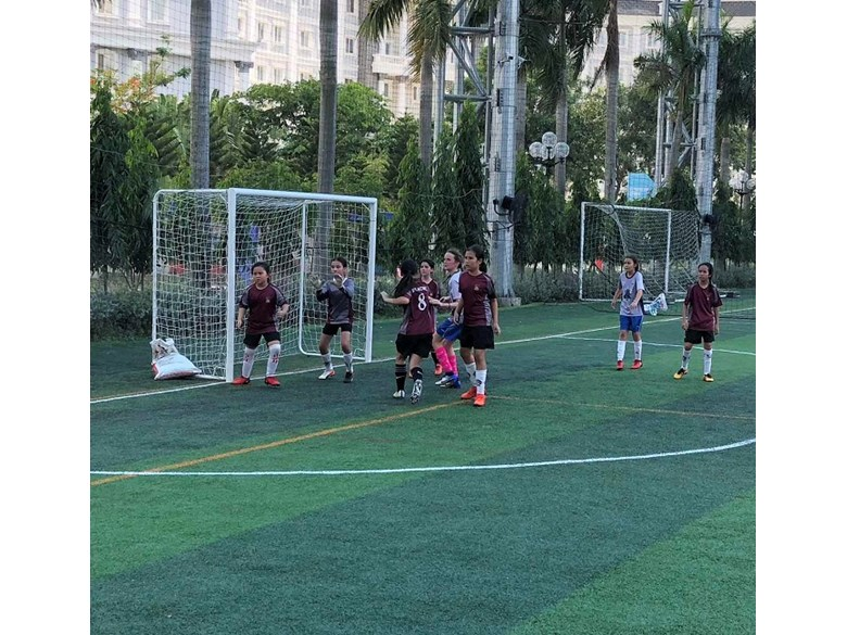 U11 SISAC Girls Football – Pool A (7)
