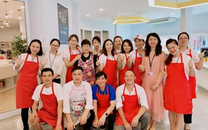Chinese PSG cooking class