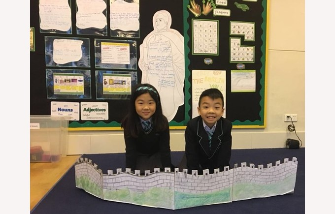 Year 3 Homework on the Great Wall