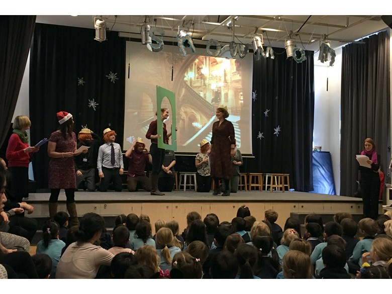 2015 Christmas Assembly