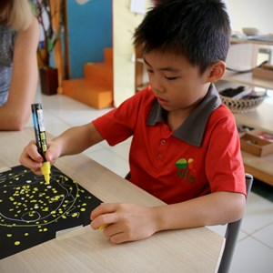 Art in school | NIS international school Jakarta