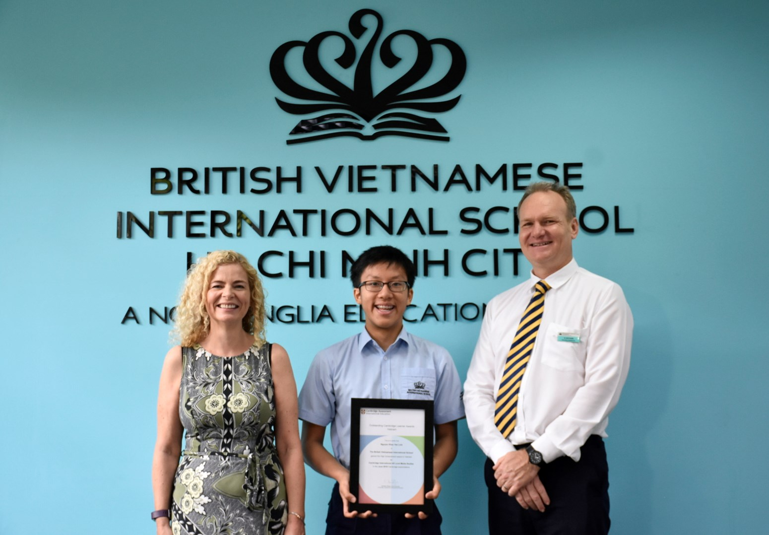 BVIS HCMC Outstanding Cambridge Learner Awards 2019