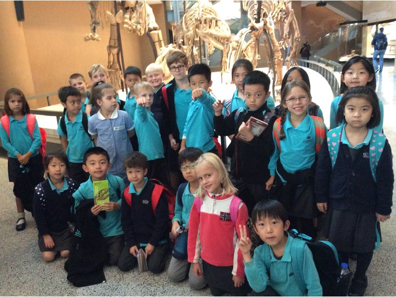 Year 3 Natural History Museum