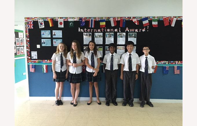 8a student reporters