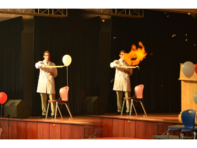 British International School Hanoi science week